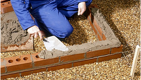 Bricks and mortar: what is the alternative?