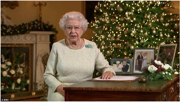 History of the Queen's Christmas Speech